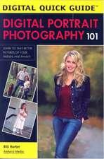 Digital Portrait Photography 101