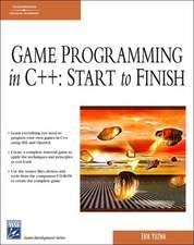 Yuzwa, E: Game Programming in C++