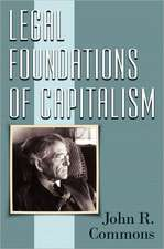 Legal Foundations of Capitalism