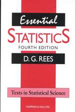Rees, D: Essential Statistics