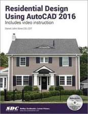 Residential Design Using AutoCAD 2016