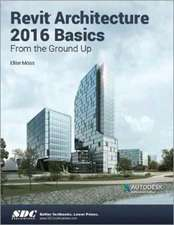 Revit Architecture 2016 Basics
