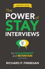 Power of Stay Interviews for Engagement and Retention