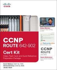 CCNP ROUTE 642-902 Cert Kit