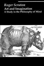 Art and Imagination: A Study in the Philosophy of Mind