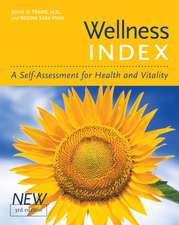 Wellness Index:  A Self-Assessment for Health and Vitality