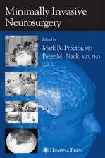 Minimally Invasive Neurosurgery