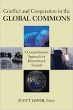 Conflict and Cooperation in the Global Commons