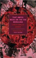 That Awful Mess on the Via Merulana:  Poet of the Secular World
