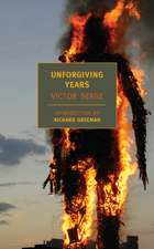 Unforgiving Years:  A Novel in Five Stories