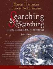 Searching and Researching on the Internet and the World Wide Web Fifth Edition