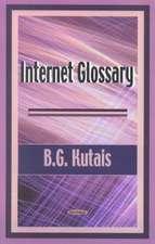 Internet Glossary