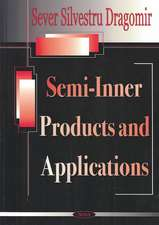 Semi-Inner Products and Applications