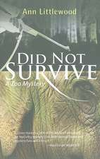 Did Not Survive