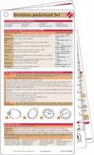 Geriatrics Pocketcard Set