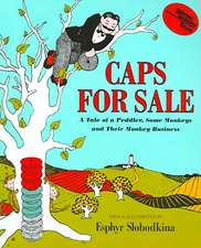 Caps for Sale with CD [With Paperback Book]