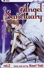 Angel Sanctuary, Vol. 2: The Crying Game