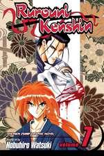 Rurouni Kenshin, Vol. 7