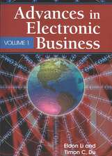 Li, E:  Advances in Electronic Business