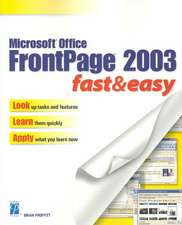 Microsoft Office Frontpage 2003