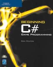 Beginning C# Game Programming