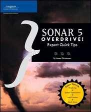 Sonar 5 Overdrive!