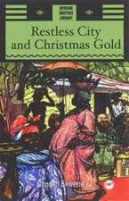 Restless City And Christmas Gold