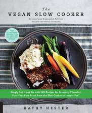 Vegan Slow Cooker, Revised and Expanded