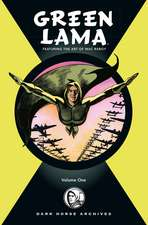 Complete Green Lama Featuring The Art Of Mac Raboy, The Volume 1