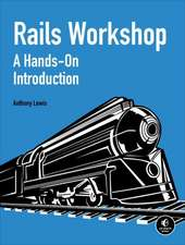 Rails Crash Course