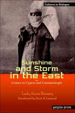 Sunshine and Storm in the East, or Cruises to Cyprus and Constantinople