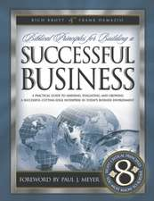 Biblical Principles for Building a Successful Business