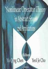 Nonlinear Operator Theory in Abstract Space & Applications