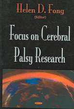 Focus on Cerebral Palsy Research