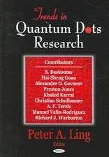 Trends in Quantum Dots Research