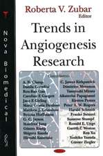 Trends in Angiogenesis Research