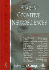 Fear in Cognitive Neurosciences