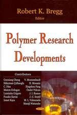 Polymer Research Developments