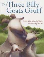 The Three Billy Goats Gruff:  Un Libro de Colores/A Book of Colors