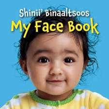 My Face Book (Navajo/English)