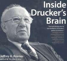 Inside Drucker's Brain