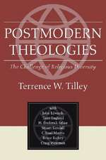 Postmodern Theologies
