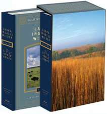 The Little House Books:  Library of America 2 Volume Set