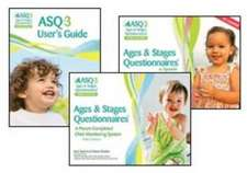 Ages & Stages Questionnaires Ae, Third Edition (Asq-3o), Materials Kit