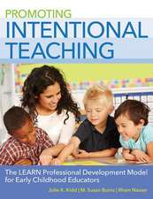 Mastering Intentional Teaching