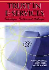 Trust in E-Services