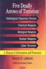 Five Deadly Arrows of Terrorism