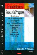 Avian Influenza Research Progress