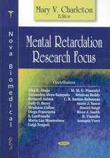 Mental Retardation Research Focus