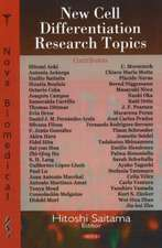 New Cell Differentiation Research Topics